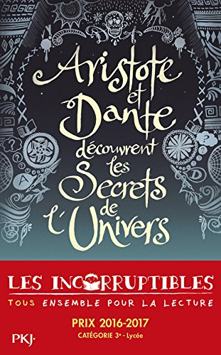 """Couverture du roman """"Aristote et Dante découvrent les secrets de l'univers"""""""